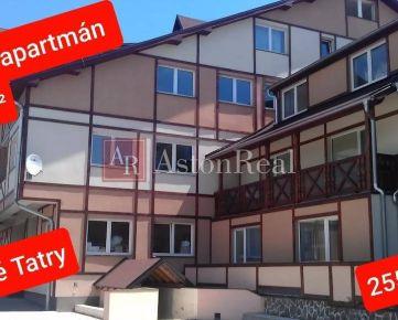 EXKLUZÍVNE -Apartmán - Vys. Tatry - Dolný Smok. , 141 m2,