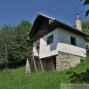 Záhradná chata 50m2, pôvodný stav