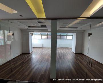 DELTA - Reprezentatívne kancelárske priestory priamo na námestí na prenájom Poprad