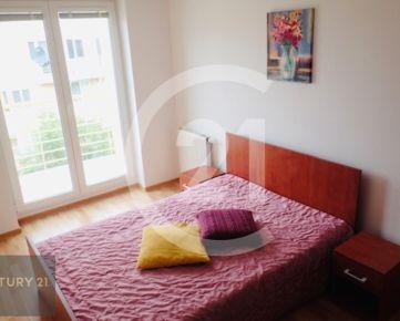 Prenájom 2 izbového bytu Nitra, Južná ul. TOP poloha, v prípade záujmu aj garáž
