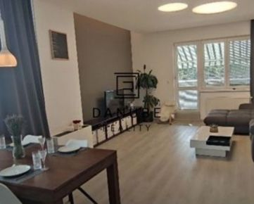 Exkluzívny 4-izbový byt s dvoma terasami + garážové státie v Bratislave-Záhorskej Vsi.