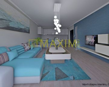 REZERVOVANY BORY HOME  2- izbový byt na ulici Hany Ponickej - NOVINKA