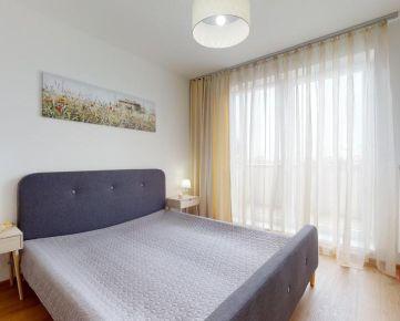 Vkusný 2-izbový byt v novšom dome Tulipán s terasou aj parkovacím miestom