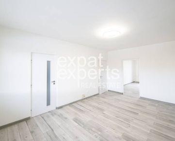 Priestranný 5i byt, 90 m2, nezariadený, balkón, garáž