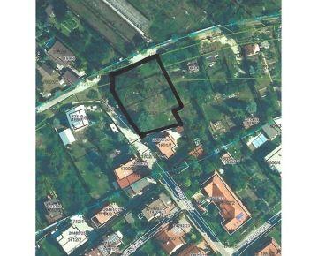 Veľký pozemok v m.č. Vrakuňa