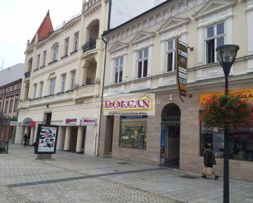 NA PREDAJ polyfunkčná budova na pešej zóne, Nitra