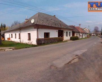 (rezervované) Rodinný dom s pozemkom o rozlohe 289m2 v obci Partizánska Ľupča, okres Liptovský Mikuláš. CENA: 30 000,00 EUR