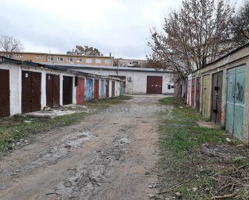Na predaj garáž Čárskeho, Košice - Sever