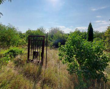 prenájom záhrady č. 7 v k. ú. Rača
