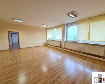 Prenajmeme kancelárske priestory, 100 m², Žilina - Bytčická ul., R2 SK.