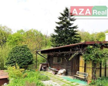 Rekreačný pozemok s chatou v krásnom prostredí Rače v Knižkovej doline -1169 m2 je na predaj