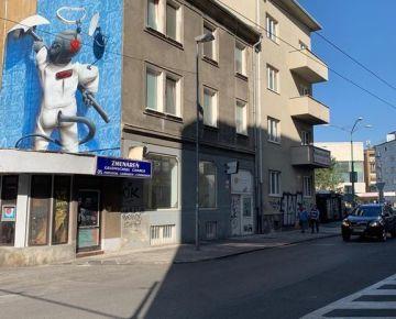 Ackerman & Wolff - ponúka na prenájom administratívne priestory v centre Bratislavy
