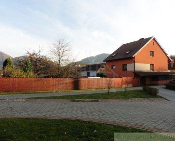 Rodinný dom s veľkým pozemkom 8 kilometrov od Žiliny