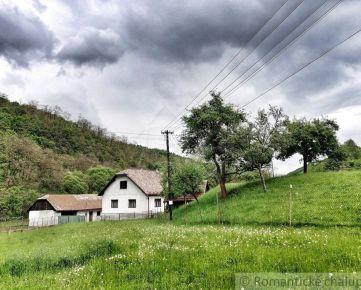 Hospodárstvo s veľkým pozemkom v Podkriváni