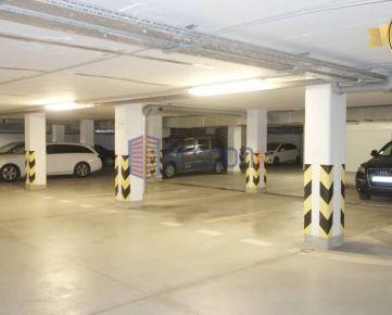 Prenájom: garážové státie Koloseo blok E, Tomášikova ul.