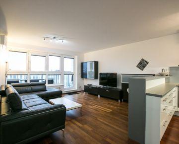 Ponúkame EXKLUZÍVNE na prenájom 2-izbový byt s krásnym výhľadom na Štrkovecké jazero a celú Bratislavu