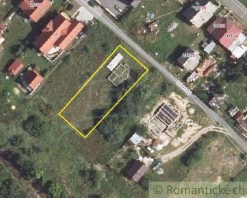 Pozemok na výstavbu RD alebo chaty, Stará Lesná