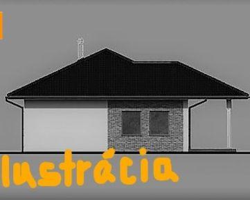 Na predaj rodinný dom Trenčín širšie centrum - novostavba