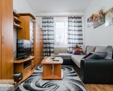 NOBELOVA, 1-i byt, 31 m2 – ELEKTRIČKA, pokoj, zrekonštruovaný dom, DOSTUPNOSŤ MESTA AJ MALÝCH KARPÁT