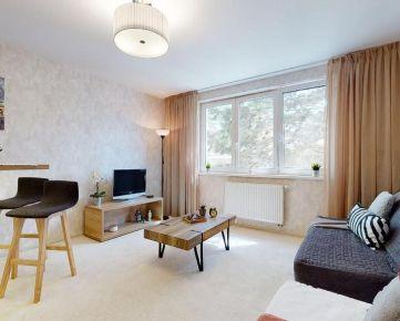 Nadštandardný 1-izb. apartmán v novostavbe