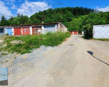 Murovaná, samostatná garáž s elektrinou - Levočská, Prešov