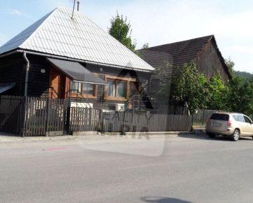 Drevenica, reštaurácia, chata / 648 m2 / Stará Bystrica