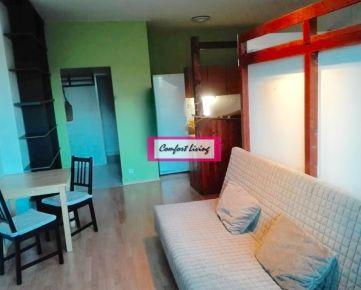 COMFORT LIVING ponúka - Priestranný byt s loggiou na Tomášikovej ulici, nízke mesačné náklady, tehlový dom, Východná orientácia