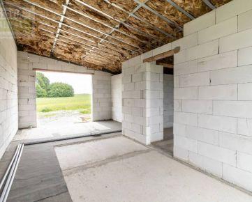 Na predaj výstavba 2 izbový byt so záhradou, Nižná Šebastová