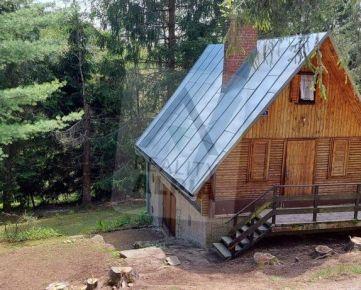 Rekreačná chata / 394 m2 / Klokočov - Vrch Predmier