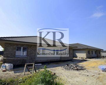 Novostavba 4 izb. Rodinného domu D vrátane výbavy s terasou v Galante na predaj
