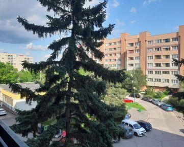 Garsónka s balkónom v Rači
