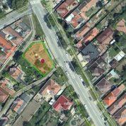 Pozemok pre rodinné domy 594m2