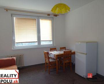 Na predaj 1-izbový byt Nitra- Chrenová