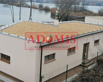 ADOMIS - Predám 3-izb. rodinný dom - BUNGALOV, pozemok 533 m2, Čaňa
