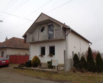 Rodinný dom Malé Ripňany, okres Topoľčany
