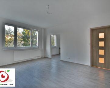 TRNAVA REALITY - Na predaj novozrekonštruovaný 1-izbový byt v tichej lokalite v Nitre