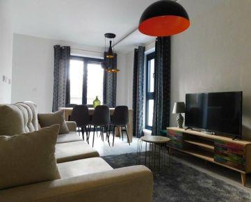 NA PRENÁJOM 2 izbový byt, Košice - Juh, Ul. Žižková - NOVOSTAVBA