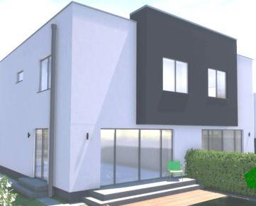 4 izbový 2-podlažný RD s 2 šatníkmi, ÚP 119 m2, Pozemok 326 m2, Malý raj