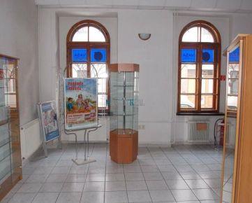 MAXFIN REAL - Obchodno komerčný priestor v centre mesta