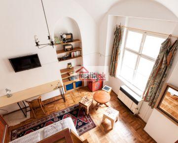 6 apartmánov v historickom dome v centre Košíc