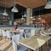 Reštauračné priestory 106m2, novostavba