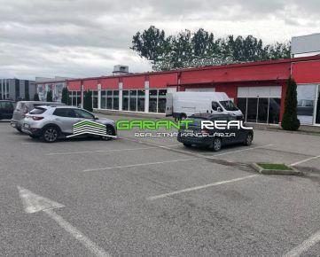 GARANT REAL - predaj komerčný objekt, obchodné centrum, Prešov