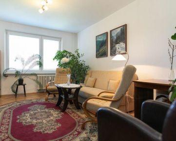 2 izbový vzdušný byt (75m2) Severná ulica na predaj