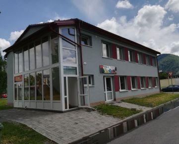 Na prenájom obchodno – administratívna budova