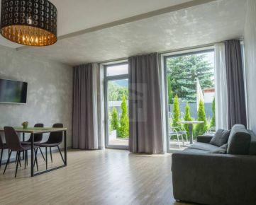 Direct Real - Ponúkame na predaj jedinečných 19 apartmánov v ubytovacom komplexe MORAVICA, ktorý sa nachádza v centre diania Nízkych Tati...