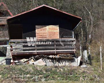 Chata v Považskom Chlmci pri Žiline- 374 m2