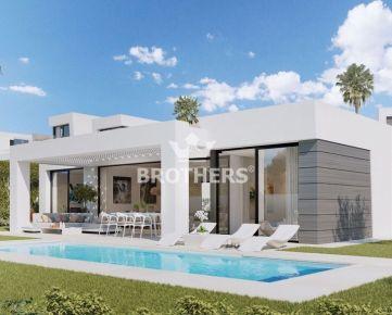 Predaj - Exkluzívna 6 izbová vila – Marbella - Španielsko