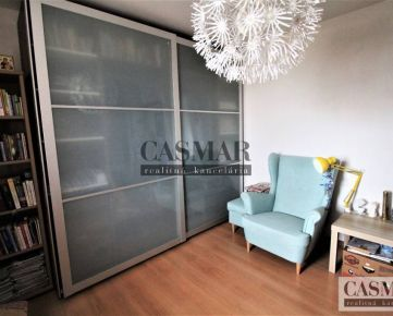 predaj 3-izb. komplet prerobený a zariadený byt na Prednádraží v TT