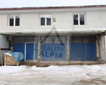 Skladové, výrobné priestory / 200m2 / Žilina - Zádubnie