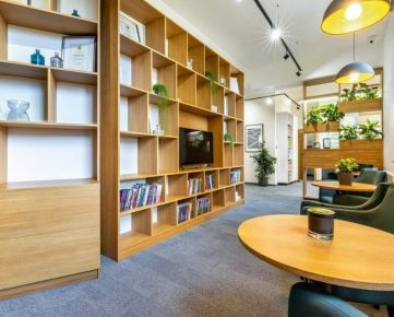 Luxusné administratívne priestory na prenájom, 168 m2, ul. Tolstého